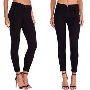 D jeans black ankle jean 6